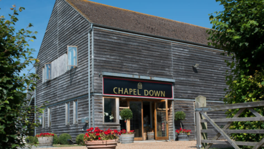 Local attractions - Chapel Down Winery
