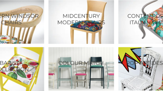 Find your perfectly matched chair or bar stool