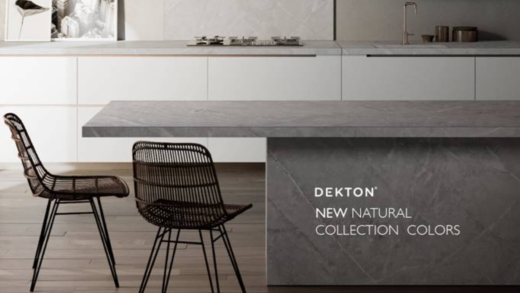 Dekton - the ultra compact, ultra hard wearing work surface